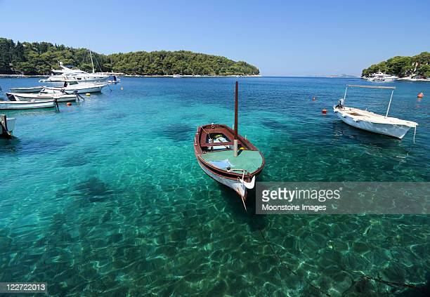Cavtat in Dalmatien, Kroatien
