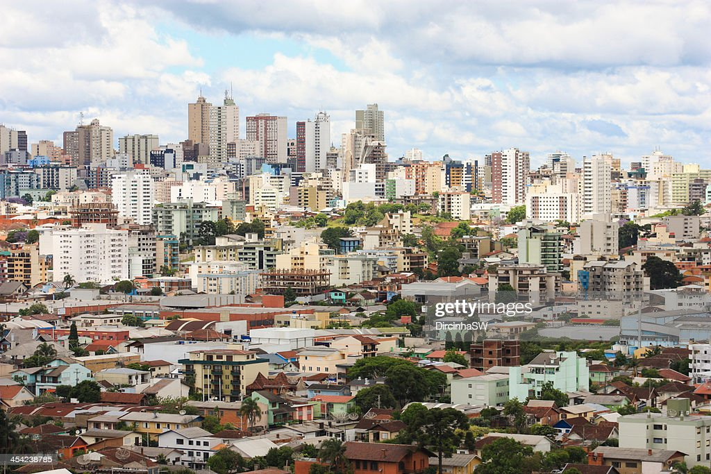 Caxias do Sul - Brasil : Stock Photo