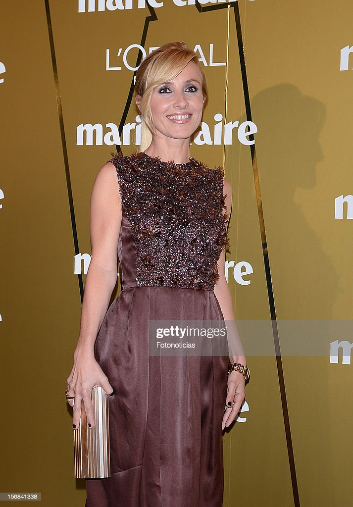 Cayetana Gullen Cuervo attends 'Marie Claire Prix de la Mode 2012' ceremony at the French Ambassadors Residence on November 22, 2012 in Madrid, Spain.
