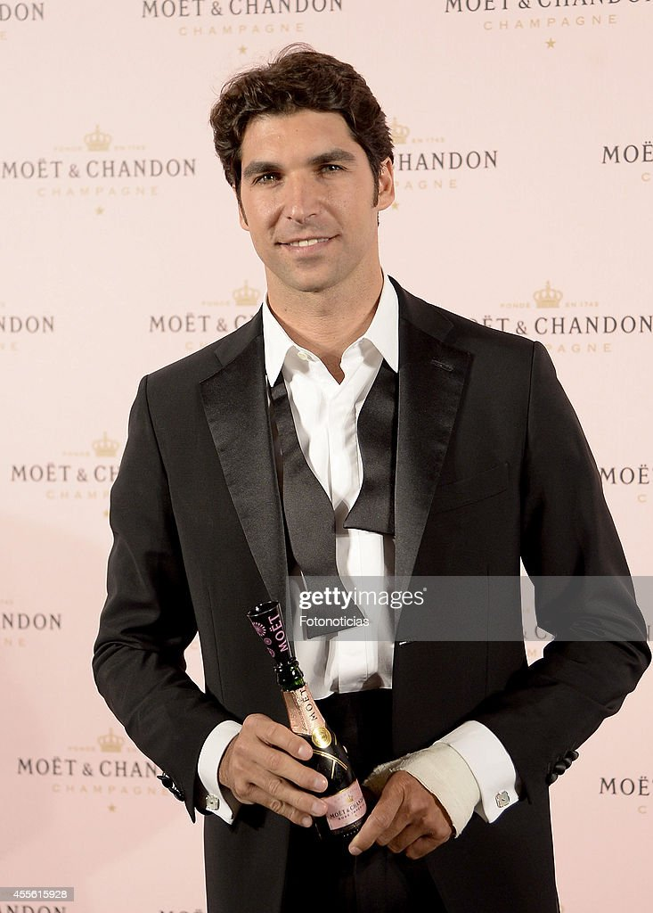 Cayetano Rivera attends the Moet Chandon 'Rose Moon Night Party' at the Casino de Madrid on September 17 2014 in Madrid Spain