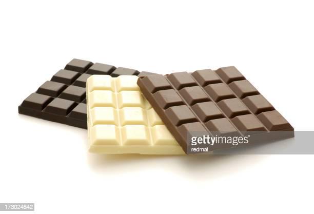 barres de cchocolate