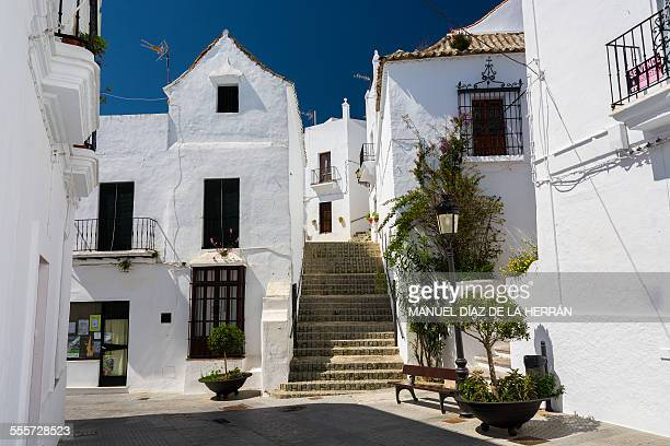 Cádiz white villages.