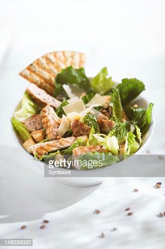 Ceasar´s Chicken salad