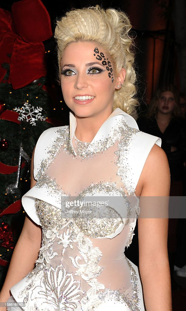 CeCe Frey attends the FOX's 'The X Factor' Season Finale Night 2 at CBS Television City on December 20 2012 in Los Angeles California