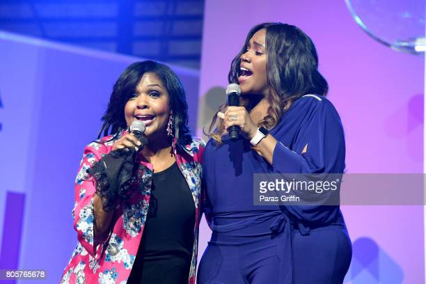 Image result for CeCe Winans and Kelly Price getty image