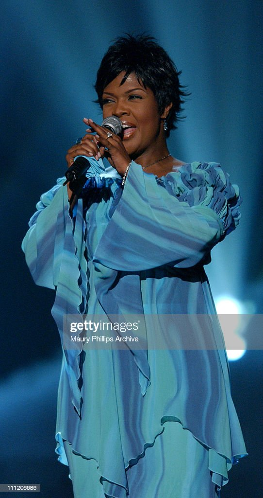 Cece Winans during The 8th Annual Soul Train 'Lady of Soul' Awards - Show at Pasadena Civic Auditorium in Pasadena, California, United States.