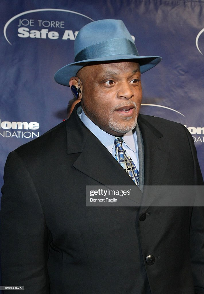 <a gi-track='captionPersonalityLinkClicked' href=/galleries/search?phrase=Cecil+Fielder&family=editorial&specificpeople=220765 ng-click='$event.stopPropagation()'>Cecil Fielder</a> attends the Joe Torre Safe At Home Foundation's 10th Anniversary Gala at Pier Sixty at Chelsea Piers on January 24, 2013 in New York City.