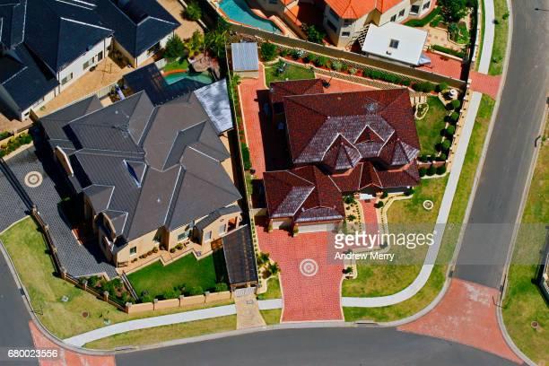 Cecil Hills, Western Sydney, Aerial Photography