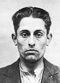 Cecil Louis England aka Tony Mancini who was questioned concerning the discovery of body parts in trunks deposited at the leftluggage offices of...