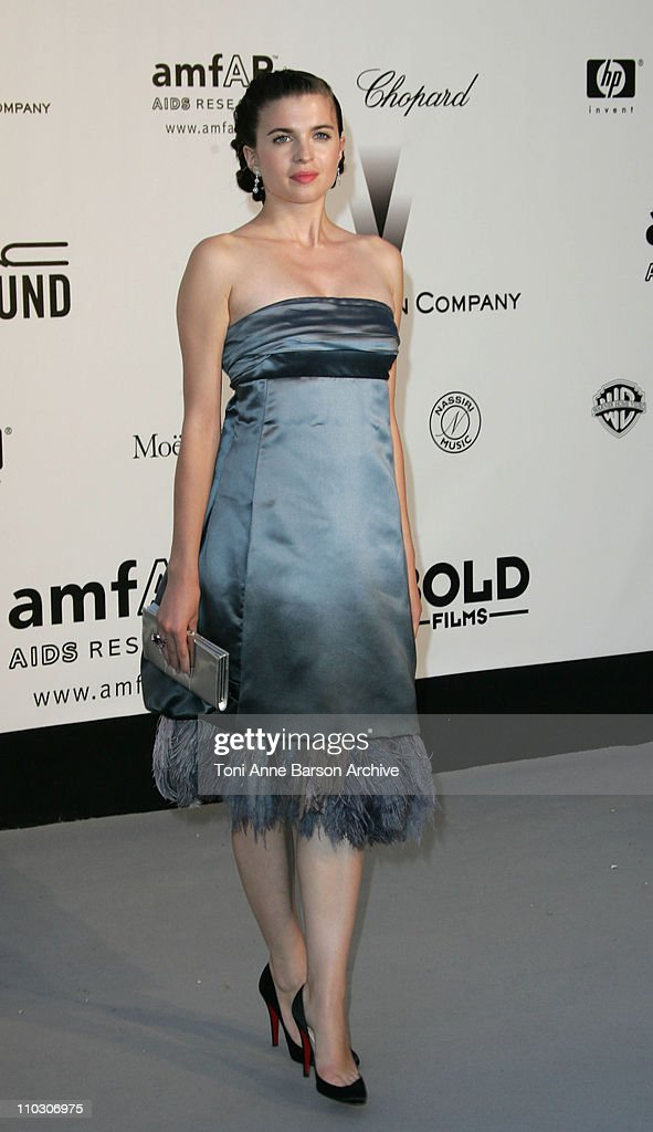 Cecile Cassel at amfAR's Cinema Against AIDS event presented by Bold Films the M*A*C AIDS Fund and The Weinstein Company to benefit amfAR