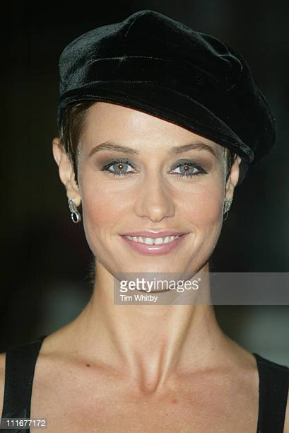 Cecile de France during 'Around the World In 80 Days' European Premiere Arrivals at Vue West End Leicester Square in London Great Britain