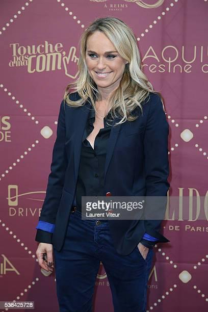 Cecile de Menibus attends the 'Gold Prix De La TNT' Award Ceremony at Theatre Bobino on June 6 2016 in Paris France