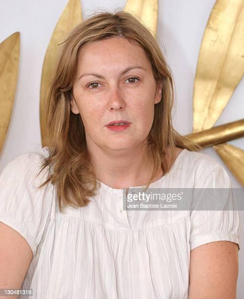 Cecile Felsenberg during 2007 Cannes Film Festival Various Celebrity Portraits at Palais des Palmes in Cannes France