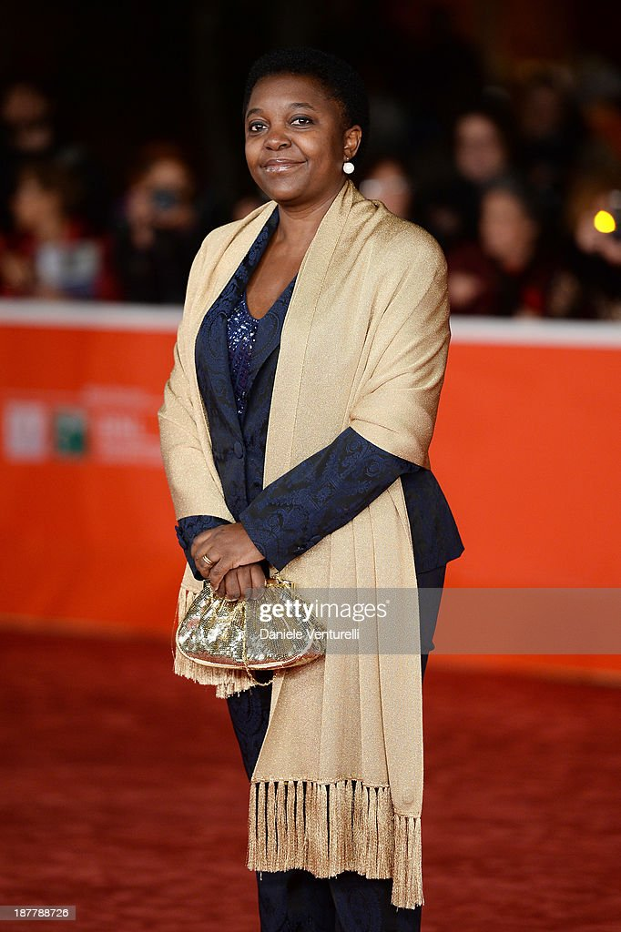 Cecile Kyenge attends 'I Corpi Estranei' Premiere during The 8th Rome Film Festival on November 12, 2013 in Rome, Italy.