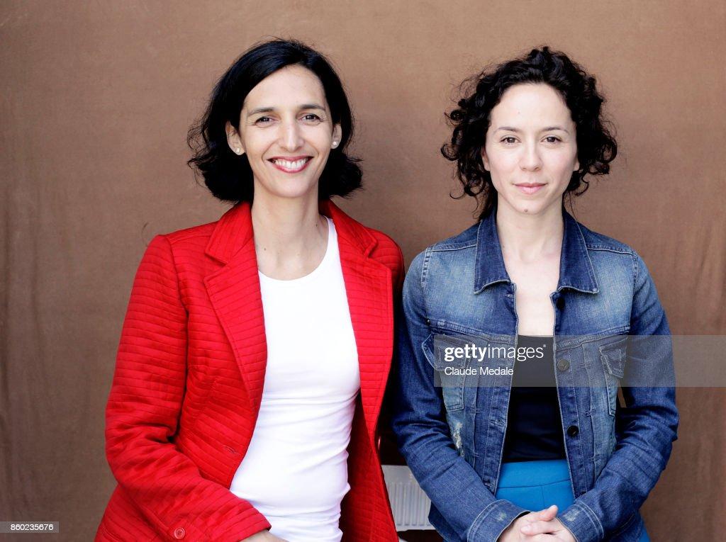 Cecilia Atan Portrait Session - 65th San Sebastian Film Festival