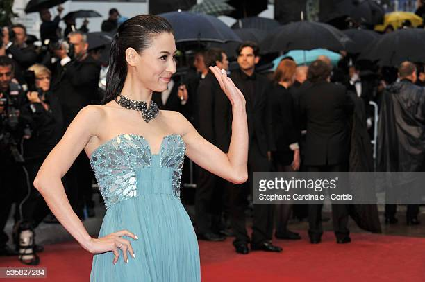 Cecilia Cheung at the Closing Ceremony and the premiere for 'Therese Desqueyroux' during the 65th Cannes International Film Festival