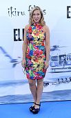 Cecilia Freire attends the premiere of 'El Nino' at Kinepolis Cinema on August 28 2014 in Madrid Spain