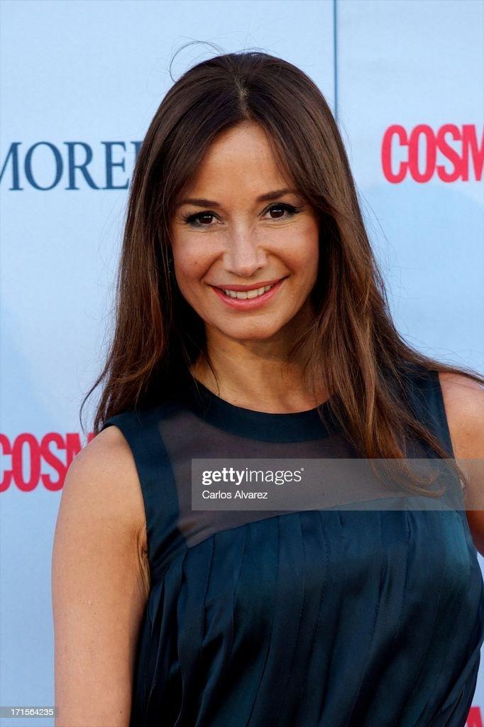 Cecilia Gomez attends the 'Cosmopolitan Fragance Awards' 2013 at the Circulo de Bellas Artes on June 26, 2013 in Madrid, Spain.
