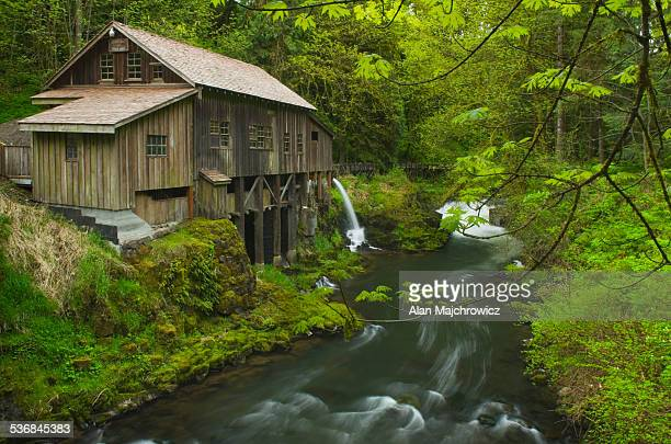 Cedar Creek Grist Mill, Washington