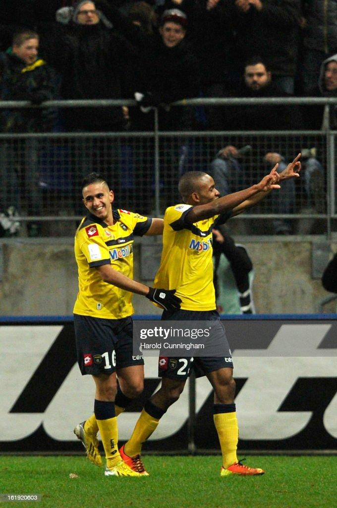 FC Sochaux-Montbeliard v Paris Saint-Germain FC - Ligue 1