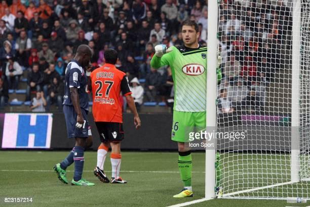 Cedric CARRASSO Lorient / Bordeaux 2eme journee de Ligue 1