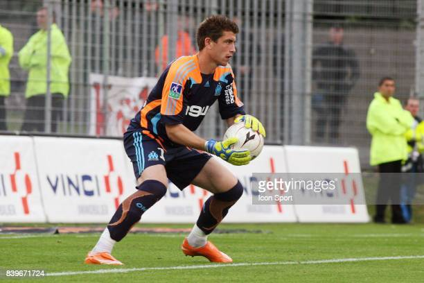 Cedric CARRASSO Valenciennes / Marseille 3eme journee de Ligue 1