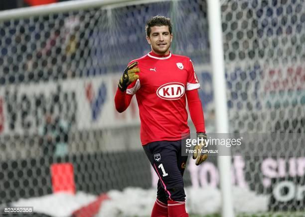 Cedric CARRASSO Sochaux / Bordeaux 18eme journee de Ligue 1