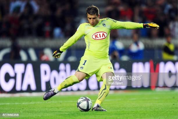 Cedric CARRASSO PSG / Bordeaux 3eme journee de Ligue 1 Parc des Princes Paris