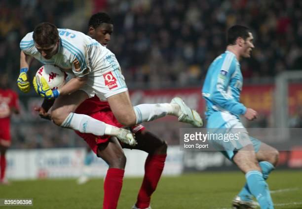 Cedric CARRASSO Le Mans / Marseille 22eme journee de Ligue 1