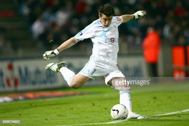 Cedric CARRASSO Lille / Marseille 13eme journee de Ligue 1