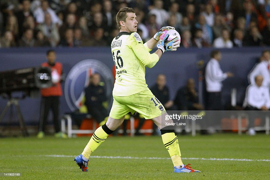 Paris Saint-Germain v FC Girondins de Bordeaux  - Ligue 1