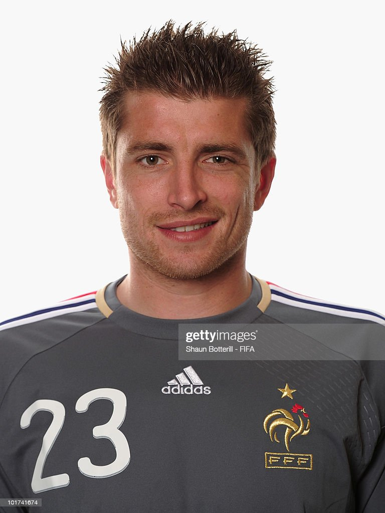 France Portraits - 2010 FIFA World Cup