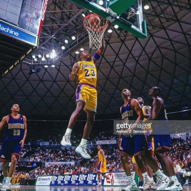 Denver Nuggets Stock Photos And Pictures: Cedric Ceballos Stock Photos And Pictures