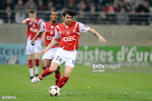 Cedric FAURE Reims / Vannes 30e journee Ligue 2