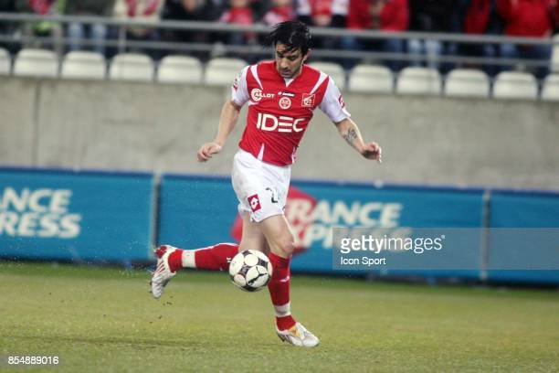 Cedric FAURE Reims / Strasbourg Ligue2 19eme Journee