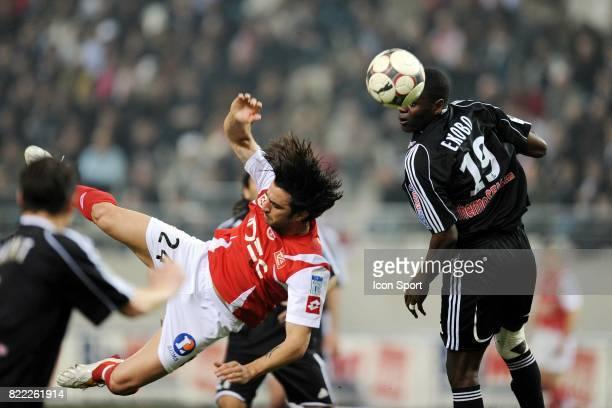 Cedric FAURE / EKOBO Reims / Vannes 30e journee Ligue 2