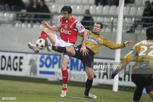 CEdric FAURE / Pierre DUCROCQ Reims / Strasbourg 19eme journee de Ligue 2