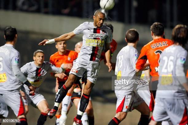 Cedric KANTE 030307 Lorient / Nice 27eme Journee de Ligue 1