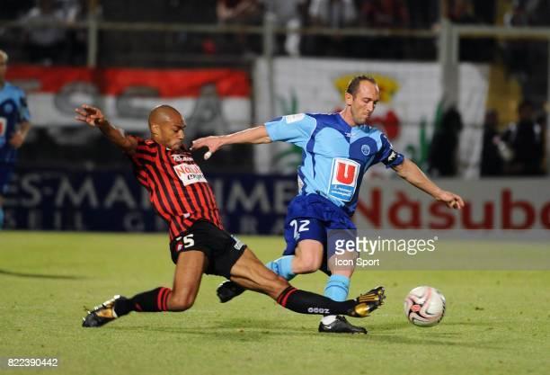Cedric KANTE / Jean Michel LESAGE Nice/ Le Havre Ligue1 38eme Journee
