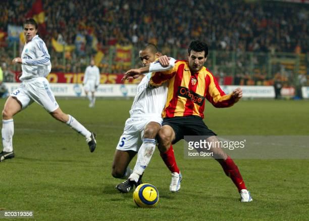 Cedric KANTE / Pierre Alain FRAU Lens / Strasbourg 25e journee Ligue 1