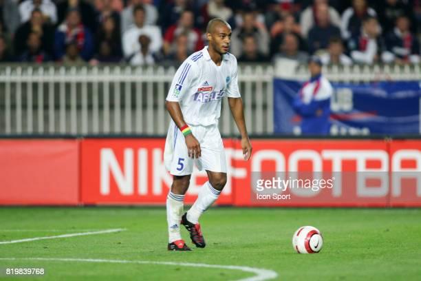 Cedric KANTE PSG / Strasbourg 7e Journee de Ligue 1 Parc des Princes