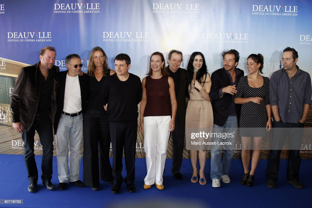 34th Deauville Film Festival: Jury Palmares - Photocall