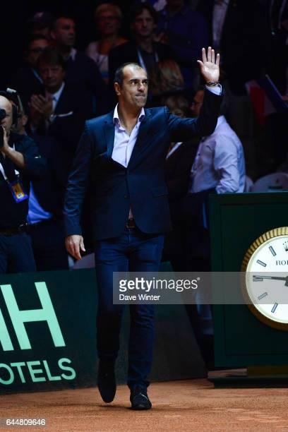Cedric PIOLINE France / Suisse Finale Coupe Davis Photo Dave Winter / Icon Sport