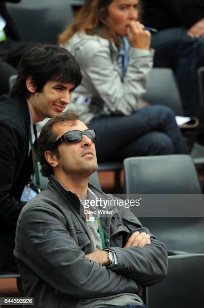 Cedric PIOLINE Roland Garros 2009 Photo Dave Winter / Icon Sport