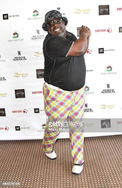 Cedric 'The Entertainer' arrives at the 3rd Annual Celebrity Golf Classic hosted by Cedric 'The Entertainer' at Spanish Hills Country Club on August...