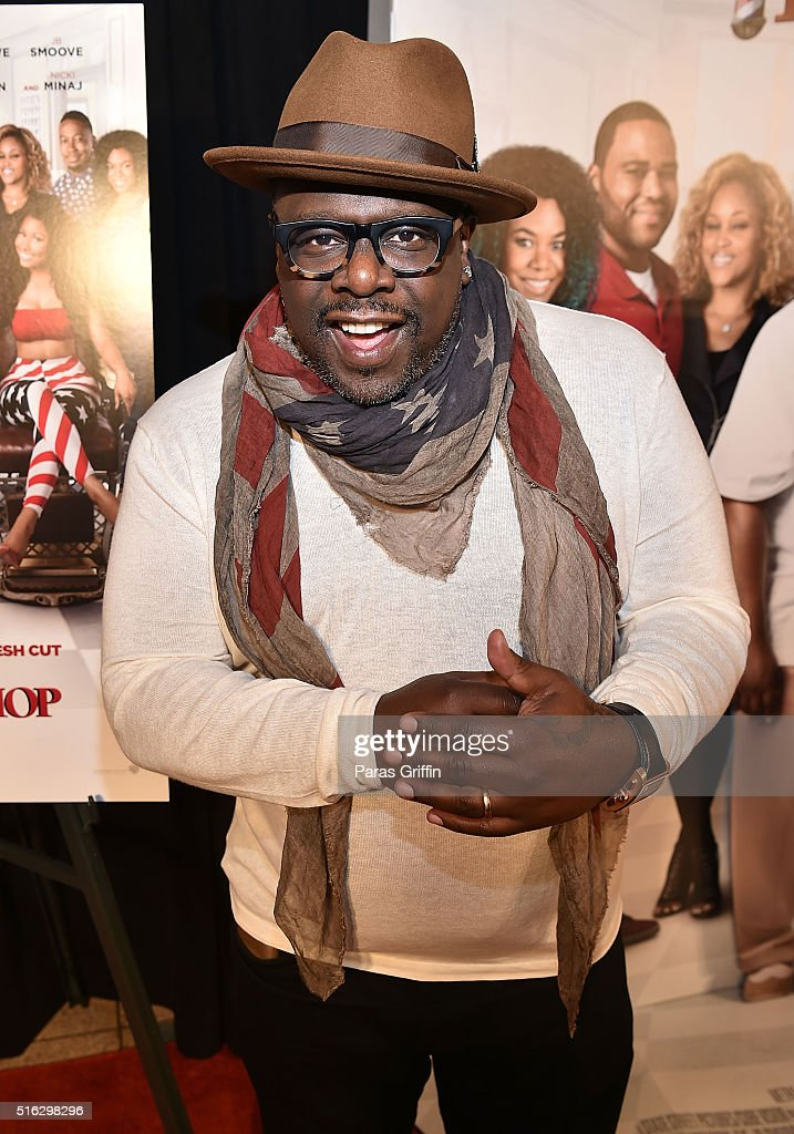 BARBERSHOP: THE NEXT CUT Atlanta VIP Screening With Cast Members Ice Cube And Cedric the Entertainer