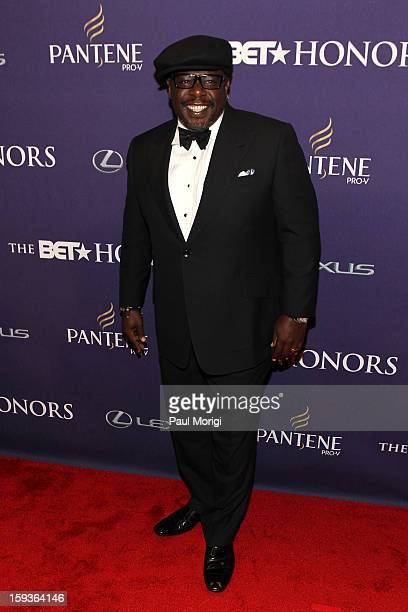 Cedric the Entertainer attends BET Honors 2013 Red Carpet Presented By Pantene at Warner Theatre on January 12 2013 in Washington DC