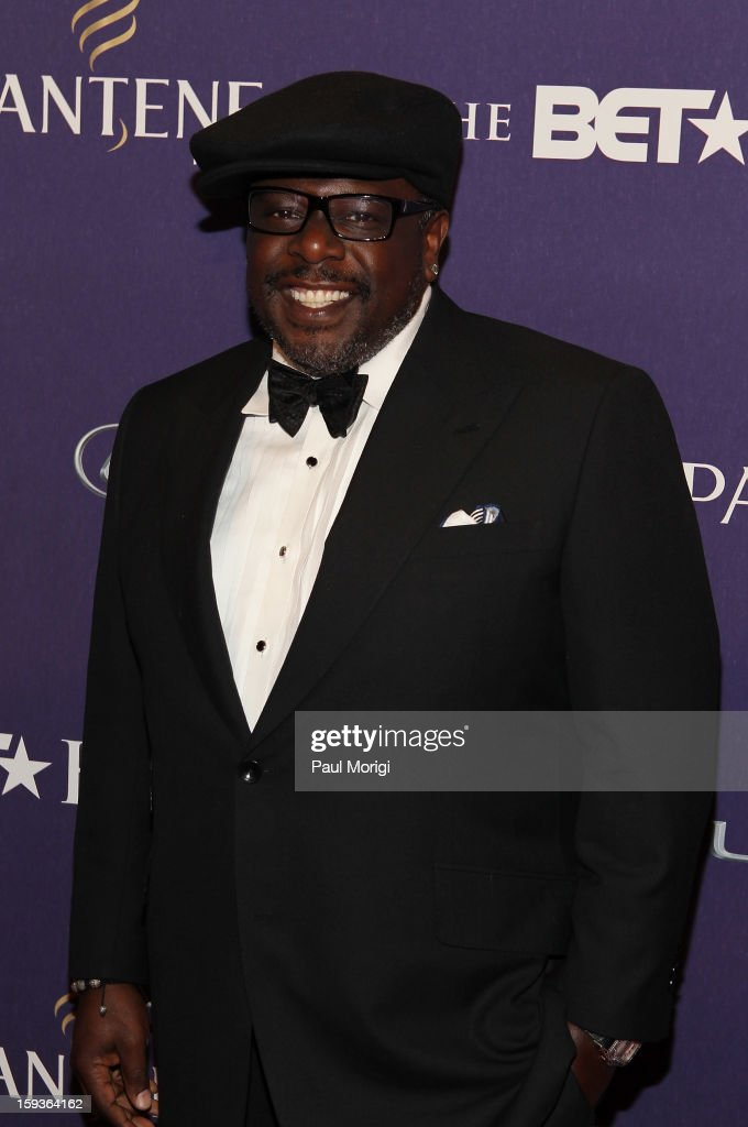 <a gi-track='captionPersonalityLinkClicked' href=/galleries/search?phrase=Cedric+the+Entertainer&family=editorial&specificpeople=210583 ng-click='$event.stopPropagation()'>Cedric the Entertainer</a> attends BET Honors 2013: Red Carpet Presented By Pantene at Warner Theatre on January 12, 2013 in Washington, DC.
