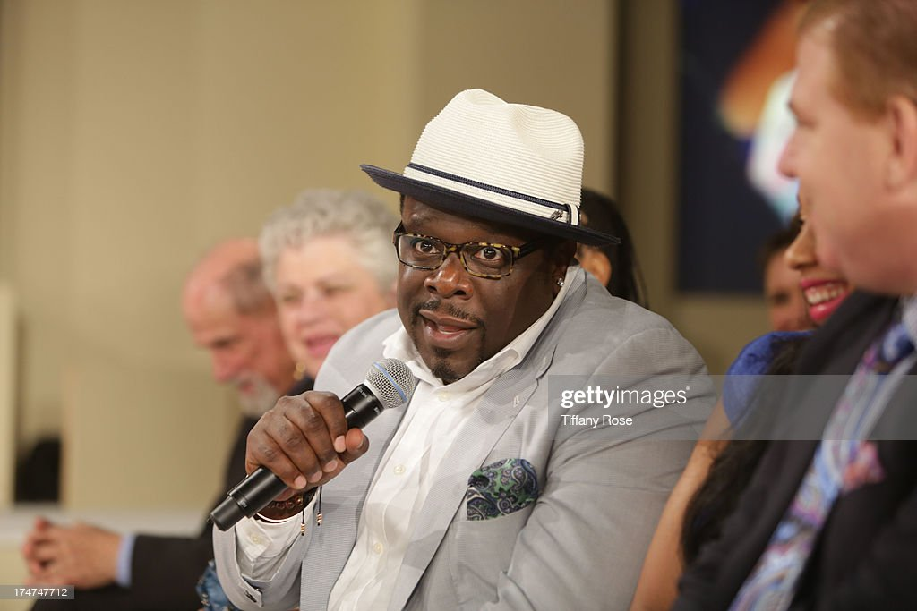 Cedric the Entertainer attends the 15th Annual DesignCare benefiting The HollyRod Foundation on July 27, 2013 in Malibu, California.