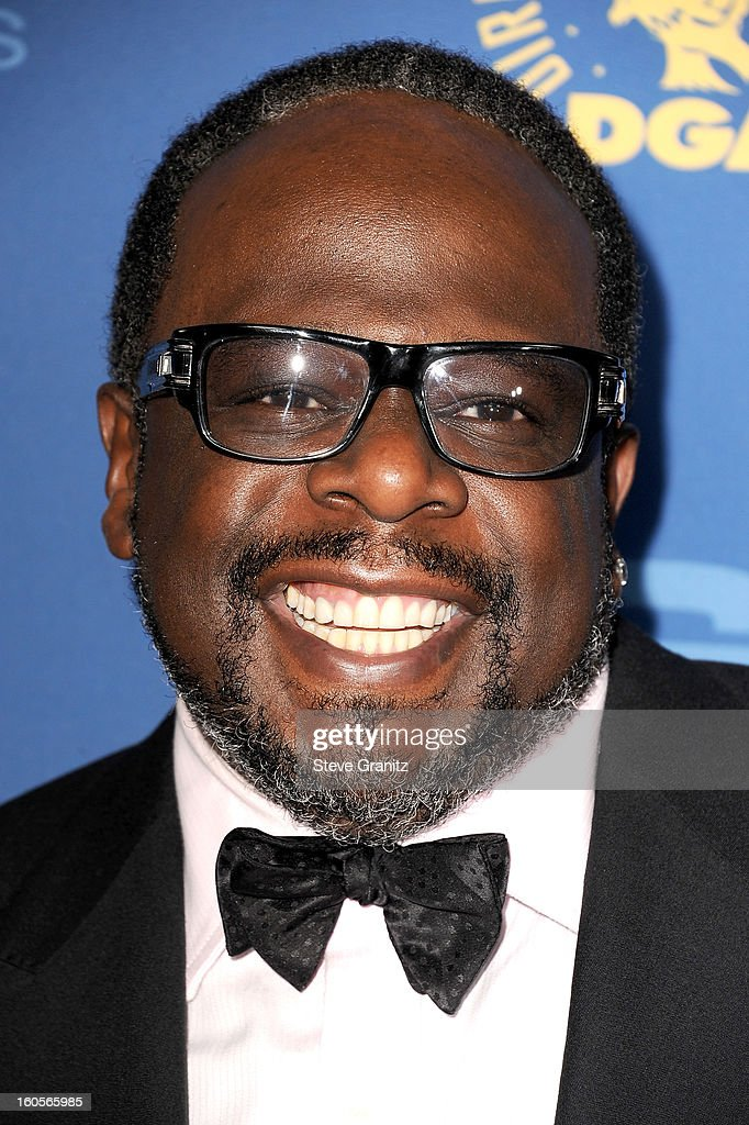 Cedric the Entertainer attends the 65th Annual Directors Guild Of America Awards at The Ray Dolby Ballroom at Hollywood & Highland Center on February 2, 2013 in Hollywood, California.